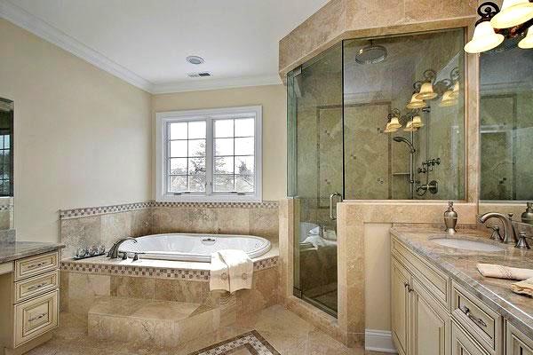 banyo dekoru örneği